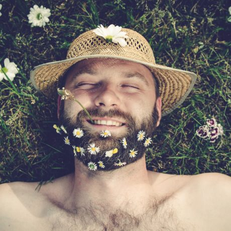 Daisies & beard