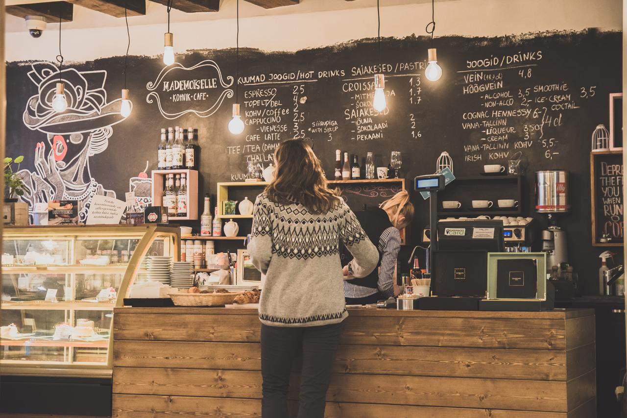 Mademoiselle Cafe - dobre miejsce