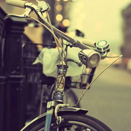 Bike Now, Walk Later